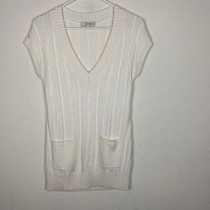 Twenty-one- Short Sleeve Sweater size Med